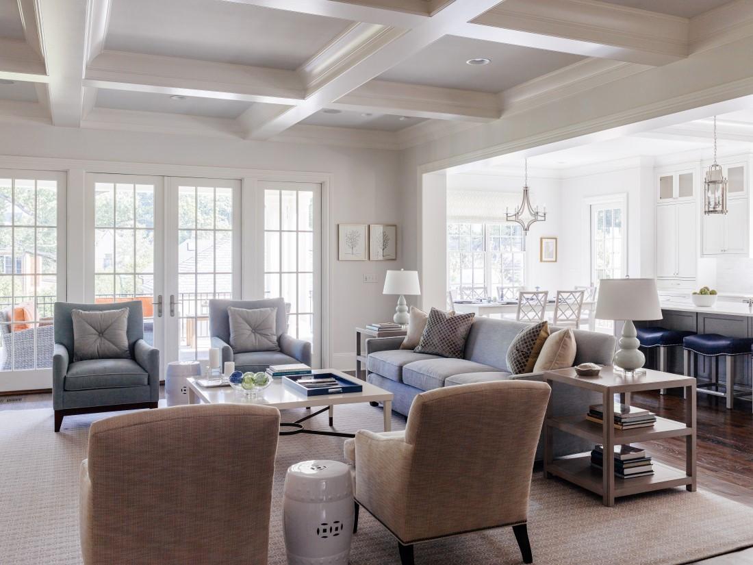Residential iv laura casey interiors - Room seartor ...