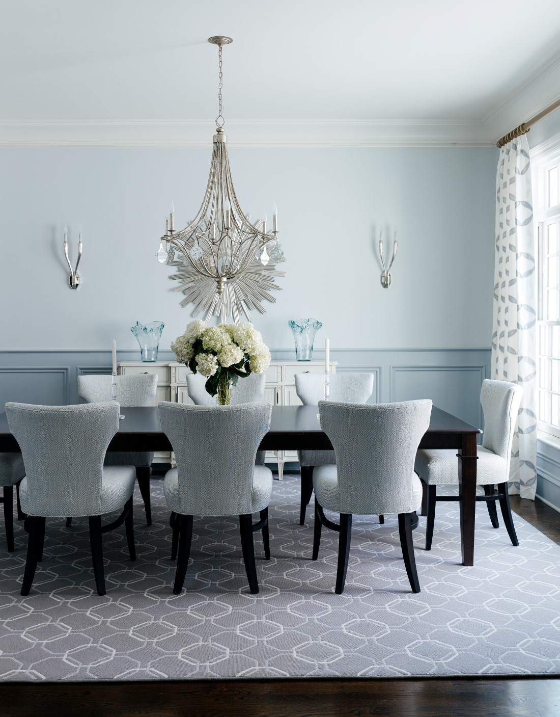 Residential iv laura casey interiors for Dining room interior design 2016