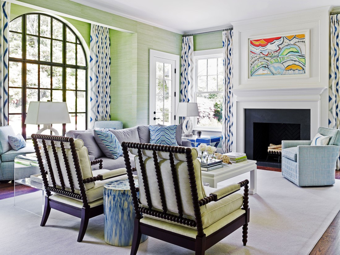 Residential I Laura Casey Interiors Art
