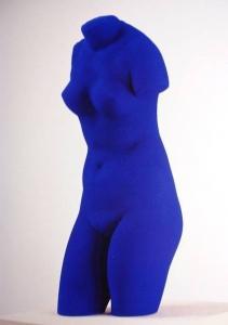 YvesKlein-BlueVenus