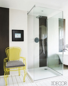 bathroom-with-yellow-chair