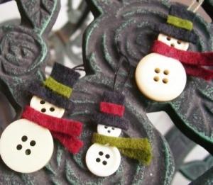 button-snowmen