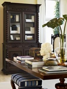 oak-bookcase
