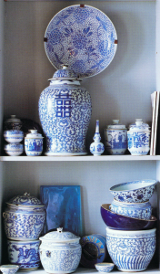 white-and-blue-china