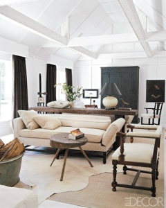 white-painted-wood-beams