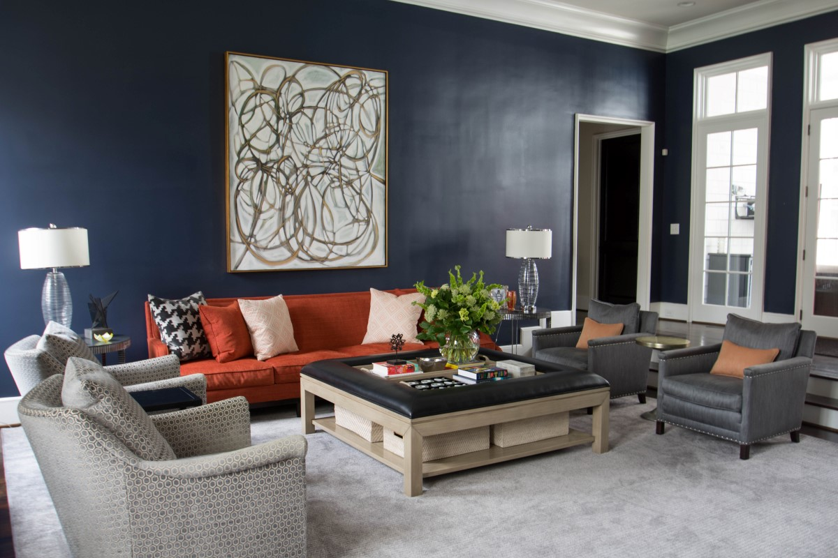 Interior Design Art Charlotte High End Luxury