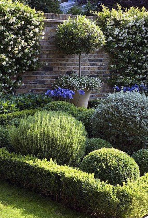 Laura Casey Interiors Garden 3